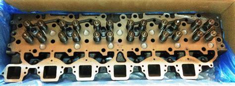engine caterpillar cat ct  cylinder head reman    loaded premium