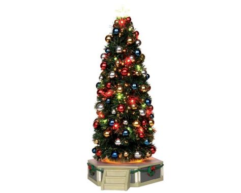 lemax village collection the majestic christmas tree 24500