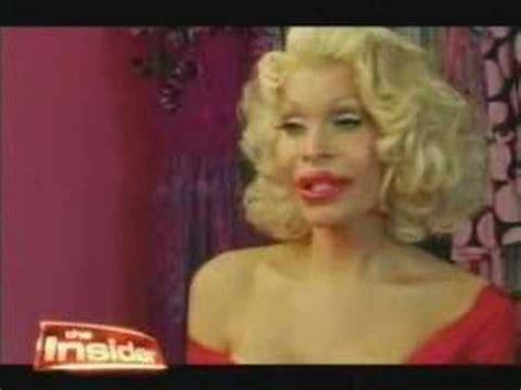 Amanda Lepore Dabblin In Acting Again by Amanda Lepore On The Insider 2006