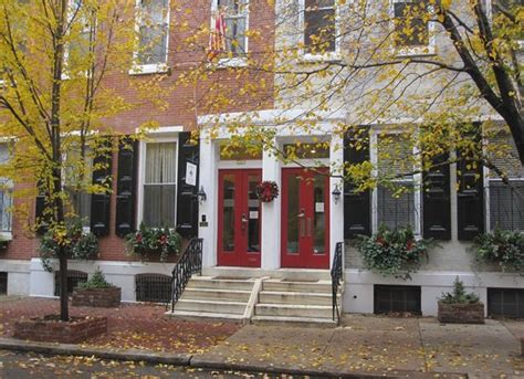 la reserve center city bed and breakfast philadelphia pa