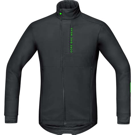 best windstopper cycling jacket wiggle gore bike wear power trail windstopper softshell