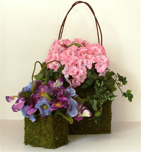 Floral Baskets by Silk Floral Baskets Shirley Remes Planting Partners
