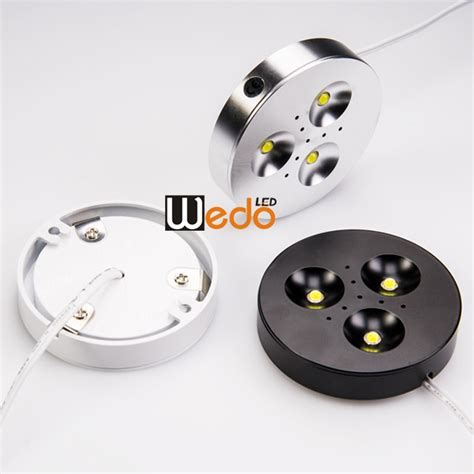 Touch Led Light Ul2301 ul cul led cabinet lights dim with constant current led light buy led cabinet puck lighting