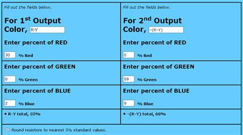 resistor color code calculator matlab resistor matrix calculator 28 images resistor code with a matlab gui free the equivalent
