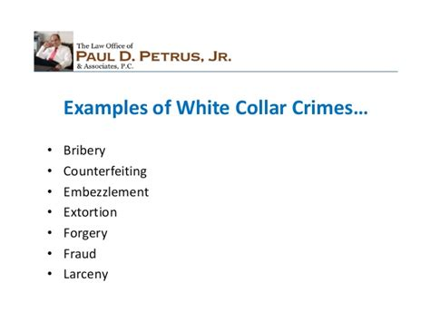 exle of white collar crime white collar crime essay writing companies reportspdf819