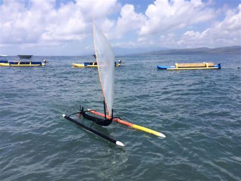 Perahu Mini banyuwangi merdeka serunya lomba perahu mini di