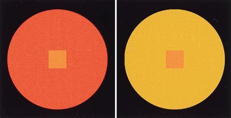 of color an empirical explanation of color contrast pnas