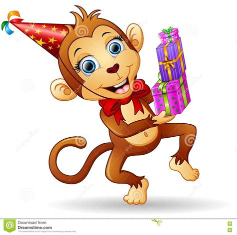 Happy Monkey Blue happy birthday monkey www imgkid the image kid has it