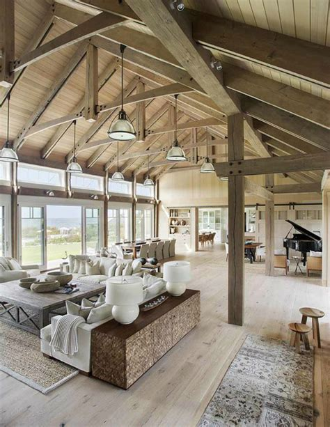 awesome home interiors awesome beach barn with a relaxed elegance decoholic
