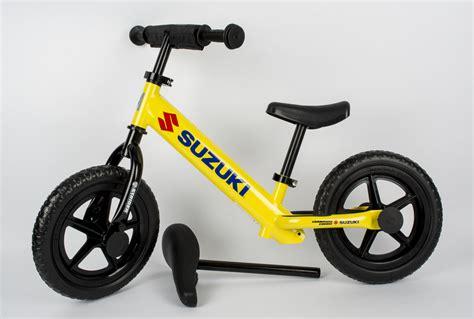 Suzuki Childrens Bikes Balance Bikes Help Children As As 18 Months Learn