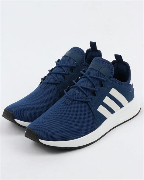 adidas xplr trainers mystery blue white originals shoes running lightweight