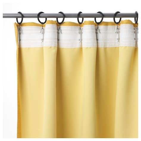 ikea yellow curtains yellow curtains ikea 28 images vilborg curtains 1 pair