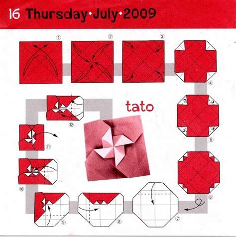 Pinwheel Origami - pinwheel envelope paper