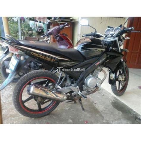 Motor Suzuki Bekas Motor Yamaha Vixion Bekas Tahun 2010 Surat Lengkap Hitam