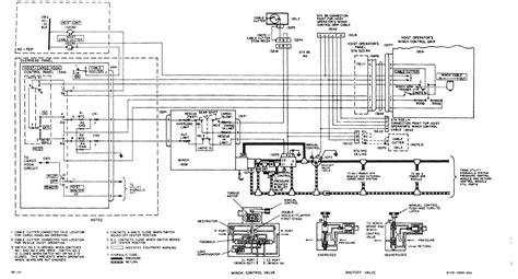 wiring diagram for wire rope hoist wiring free engine