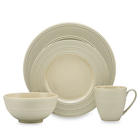 kate spade dinnerware kate spade new york fair harbor pistachio dinnerware collection bed bath beyond