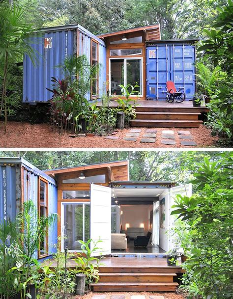 great small houses les 25 meilleures id 233 es concernant maisons containers sur