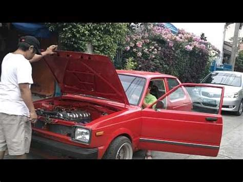 Michael Toyota Parts Toyota Starlet 1982 Part 2 Owner Michael Vasallo How
