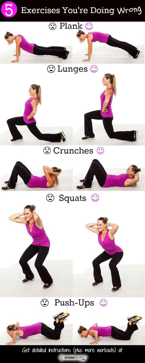 exercise diagrams workout diagrams others