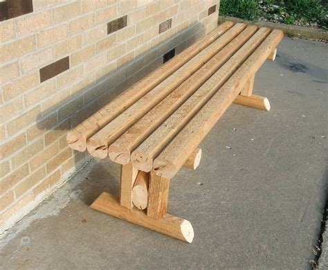 Landscape Timber Bench Plans Pin By Zimmerman On Landscape Timber Crafts