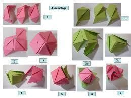 How To Make Origami Cube Step By Step - magic cube all