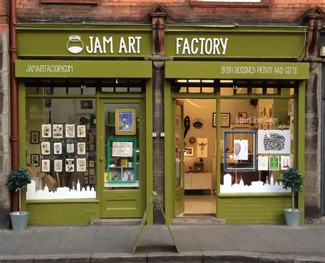 design quarter art shop about jam art factory irish art and design shop dublin