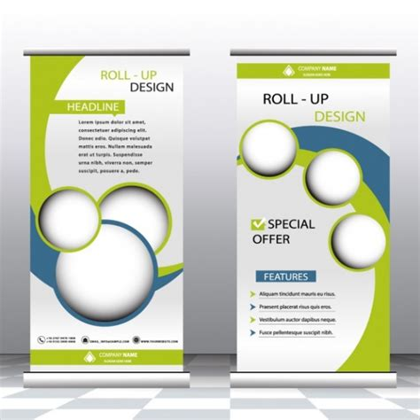 roll up stand design templates 25 roll up banner designs psd vector eps jpg