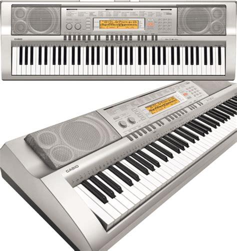 Keyboard Casio 7 Oktaf Casio Wk 200 A 76 Key Musical Keyboard