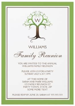 free family reunion invitations templates family reunion invitation template invitations ideas