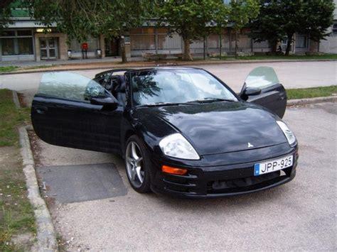 spyder mitsubishi 2003 tcmaxx 2003 mitsubishi eclipsegs spyder convertible 2d