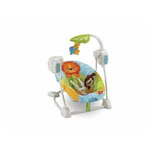 fisher price space saver swing and seat reviews fisher price 2 in 1 spacesaver swing seat precious