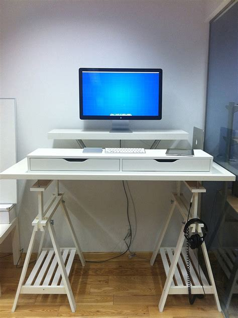 Office Desk Ikea Ikea Office Desks For Sale Review And Photo