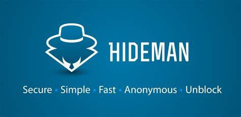 hideman full version apk download hideman vpn navega por internet sin restricciones apk full