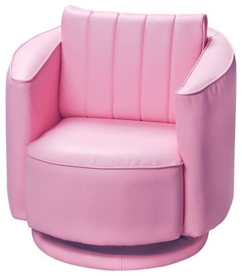Gift Mark Home Kids Children Adult Upholstered Swivel Childrens Swivel Chair