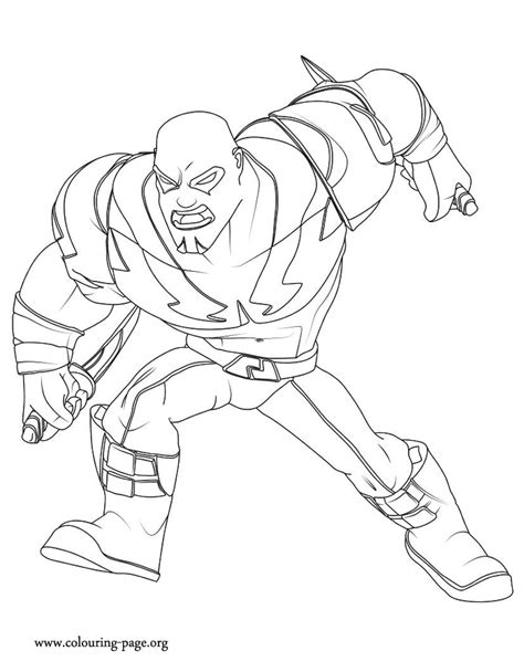 Guardians Of The Galaxy Coloring Pages
