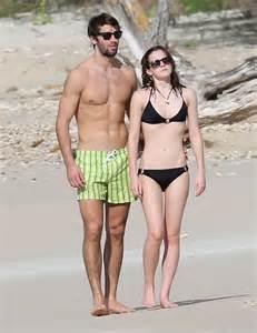 Alexis Vanity Emma Watson In With Boyfriend At A Carribean Beach