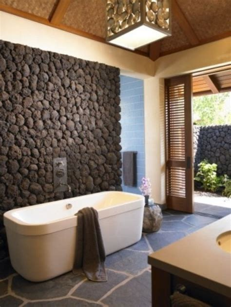 stone bathroom ideas 50 wonderful stone bathroom designs digsdigs