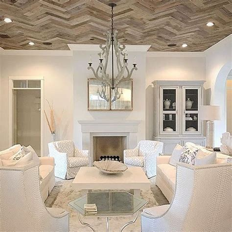 white living room ideas best 25 wood ceilings ideas on living room