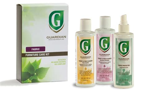 Guardian Furniture Protection by Guardian Fabric Protection Plus Care Maintenance
