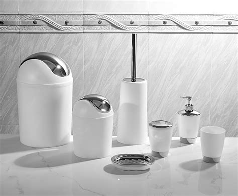 Fancy New Design 6pcs Bathroom Accessories Set Buy Fancy Bathroom Accessories