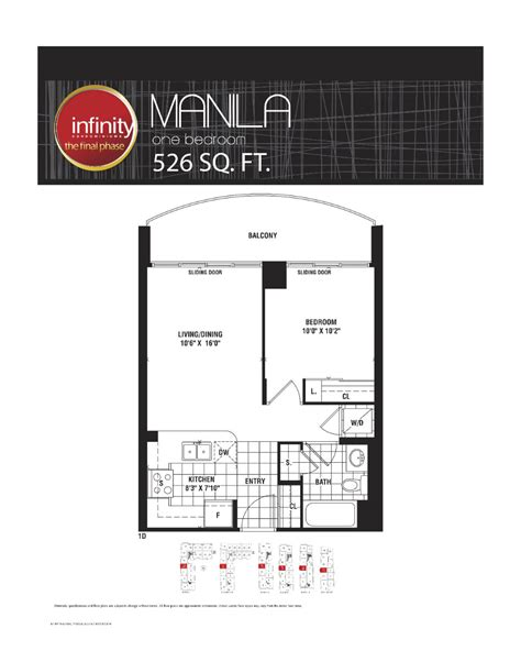 30 grand trunk floor plans manila 526 infinity condos at 19 30 grand trunk cres