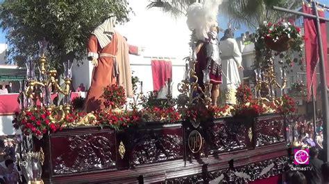la hermandad de la b0062x5fk4 camas tv semana santa 2015 hermandad de la humillaci 243 n parte 1 youtube