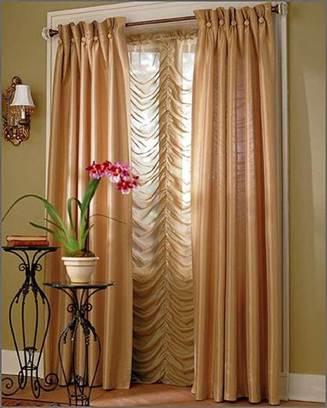 Beautiful Curtains Interior Design Center Inspiration