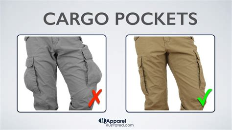 Cargo Jogger Black By Manly Foster cargo for 5 great top 11 style mistakes