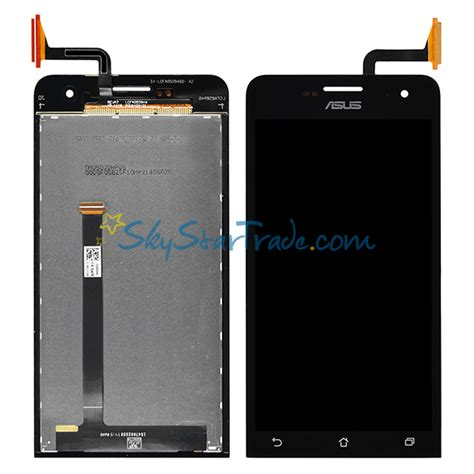 Hp Asus Zenfone 5 A500 Cg asus zenfone 5 a500cg a500kl lcd screen display with digitizer touch panel