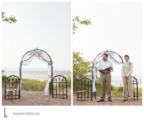 park point house wedding a symphony together alisha and are married