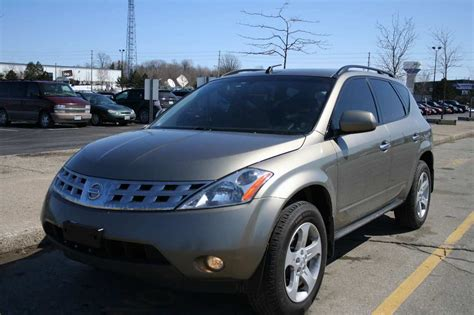 how to learn all about cars 2004 nissan murano engine control 2004 nissan murano information and photos momentcar