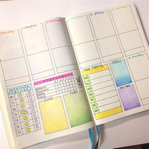Handmade Planners - home management notebook diy planners a collection of