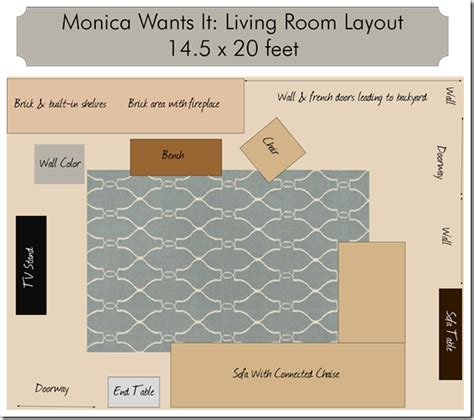 rug sizes living room monica wants it