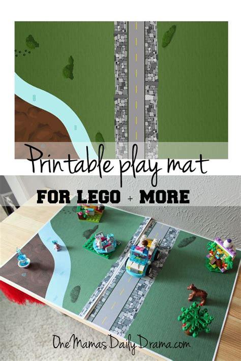 Printable Play Mat